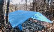 Slightly Blemished 8x10 &10x12 Silnylon Tarps starting at